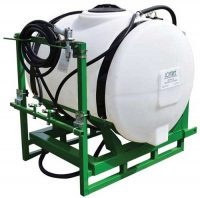 Contree Three Point Sprayer w/110 Gallon Tank