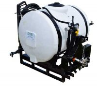 Three Point Sprayer_110 Gallon Tank with Handgun and Boom