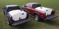 205 Gallon And 305 Gallon Sprayer Pickup Trunk