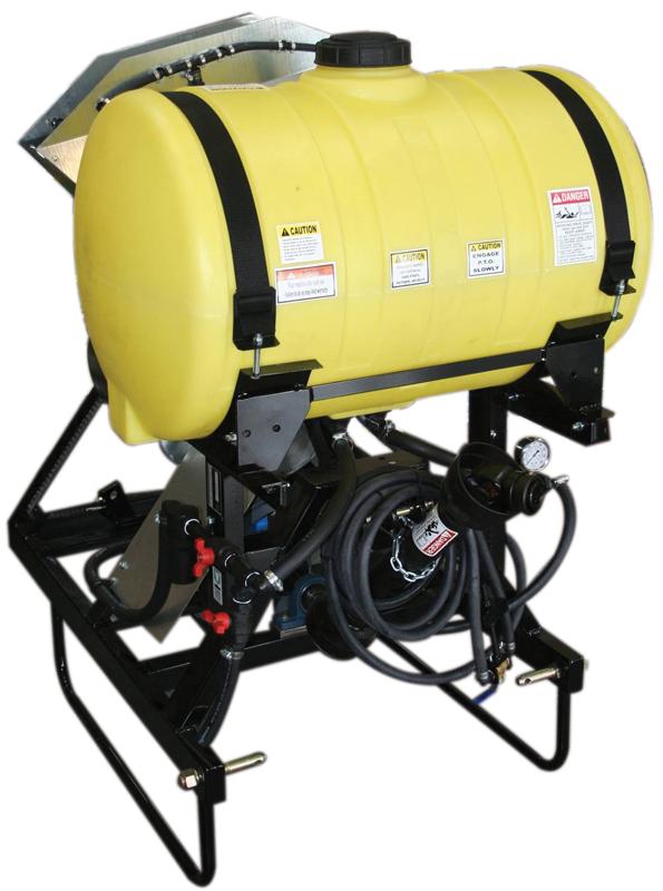 3 Point Mist Blower Contree Sprayer And Equipment