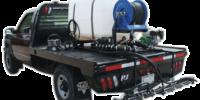 300 Gallon Brine Deicing Unit