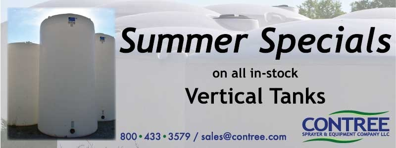 Summer Sale Contree Sprayer and Equipment Company LLC