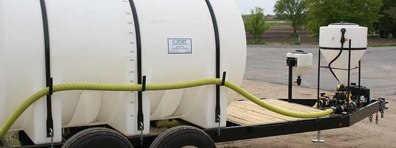 Nurse Trailer Sprayer Unit - Contree Sprayer and Equipment Company LLC
