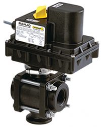 3 Way Electric Valves