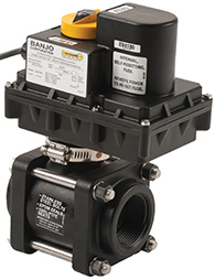 1-1/2 Inch On_Off Standard Electric Valve