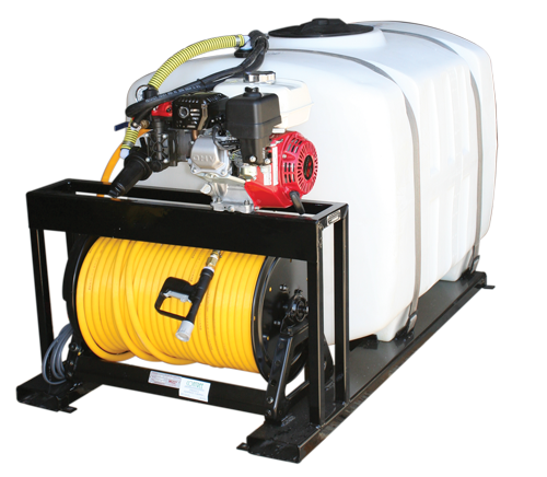 Contree Custom_200 Gallon_Skid Unit Sprayer