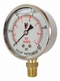 40 Series - Industrial Gauges