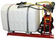 Skid Sprayer 200 Gallon