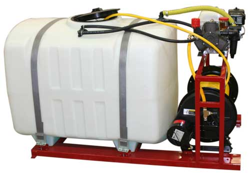 Contree Custom_100 Gallon_Skid Unit Sprayer