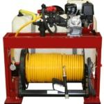 Contree Custom_100 Gallon_Skid Unit Sprayer