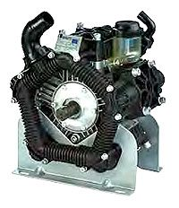 Poly Diaphragm Pump - DP-555-P
