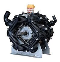 Poly Diaphragm Pump - DP-687-P (Replaces DP-605.2-P)