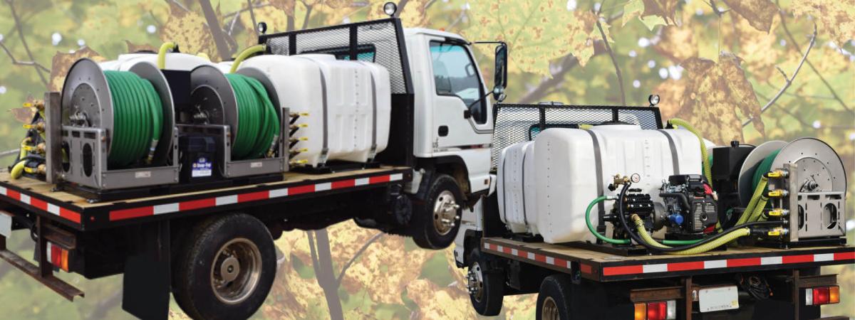 Custom Tree Service Unit