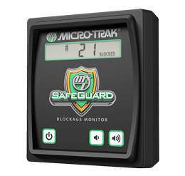 SafeGuard™ Blockage Monitor