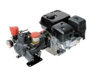 Gas Engine-Driven, Medium Pressure, 3 Diaphragm Model: D403HRGI-65, D403HRGI-65E, D403GRGI-65, D403HRGI