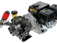 Gas Engine-Driven, Heavy-Duty Medium Pressure, 3 Diaphragm Model: D503HRGI-65, D503HRGI