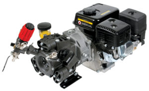 Gas Engine-Driven, Heavy-Duty Medium Pressure, 3 Diaphragm Model: D503HRGI-65, D503HRGI