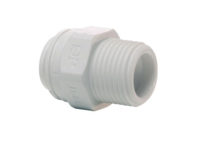 White Polypropylene Fittings