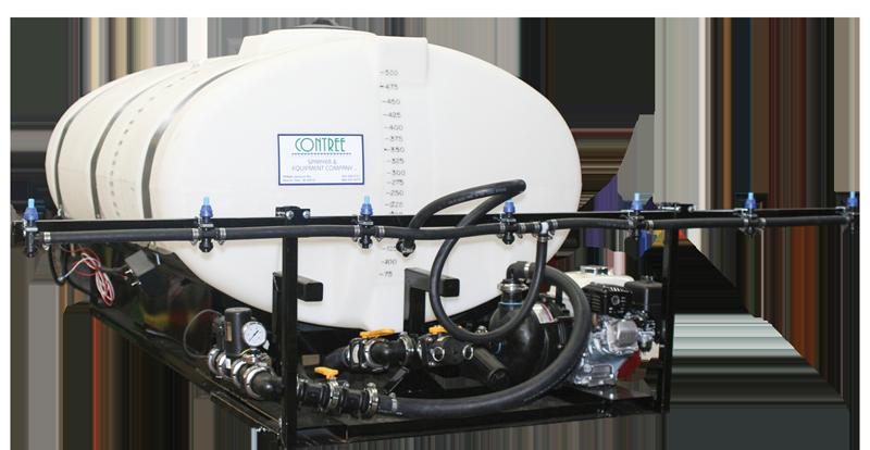 Contree Custom 500 Gallon Brine Unit