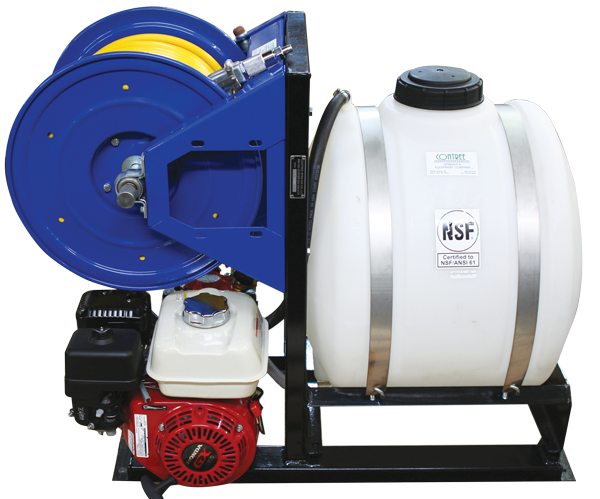 Contree Custom_30 Gallon Pest Sprayer_Electric Reel