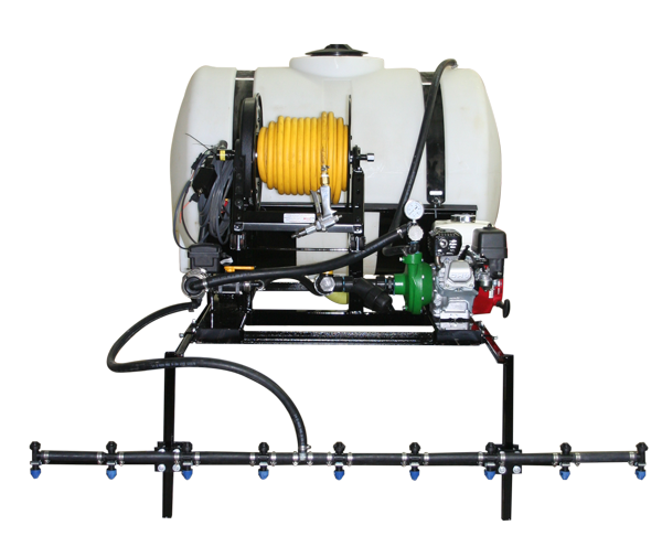 De-icer-Brine Sprayer_200 Gallon with Handgun